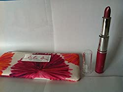 Clinique Long Last Glosswear and Lipstick in Foral Pouch-12 Kissyfit /33 Raspberry Glace