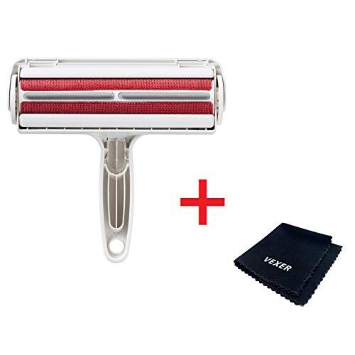 DaiDai Paku Paku Multi-Use Etiquette Roller (Deutsch Handbuch) (Weiß + Kreuz)