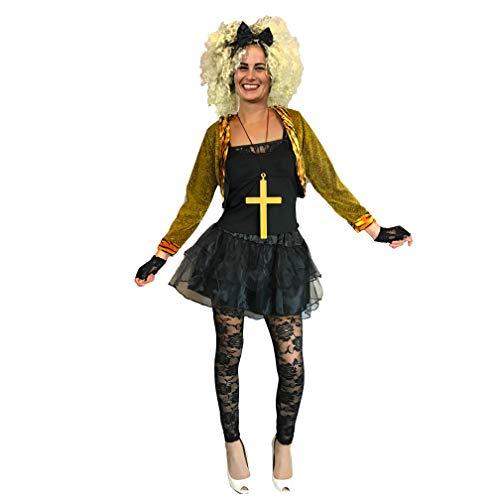 Lowest Price 80s Wild Child Costume, Sizes 6 to 16