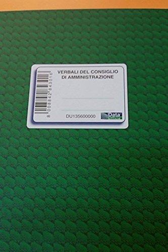REGISTRO VERBALI CONSIGLIO DI AMMINISTRAZIONE A4 DATAUFFICIO DU 1356