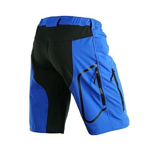 Zoom IMG-1 lixada pantaloncini da ciclismo uomo