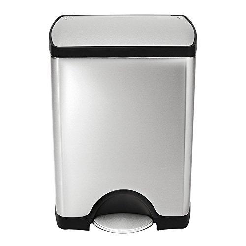 Simplehuman Cubo Rectangular 30 L
