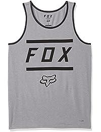 Fox Hombres Listless Tech Tank Sin Mangas Playera 35c1bd462fe