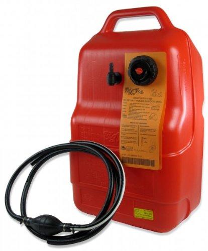 Kraftstofftank Big Joe 30 Liter mit Pumpball und Schlauch (Liter-tank 30)