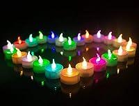 onxe LED candela Tea Light Accendere l' interruttore on-off in posizione on, la candela Si accende. (tè luce si accende fino a 70+ ore di continuo). Accendere l' interruttore ON/OFF in posizione off, la candela Si spegne. Specifiche Numeri p...