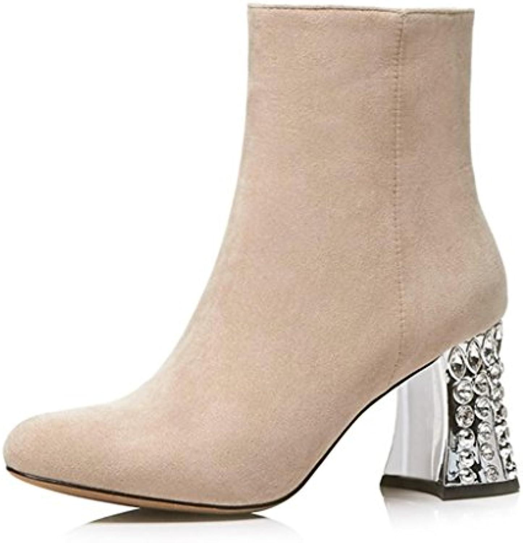 check out 41b8c a8021 DZW Chaussures  agrave  talons hauts pour dames Chaussures  agrave  talons  talons talons  agrave  talons Hauteur personnalit eacute B075KDJZKJParent  ...