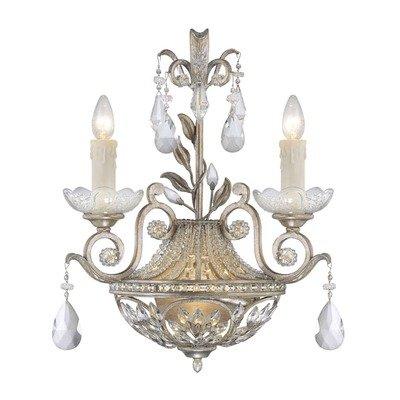 Savoy House Europe 9-5116-2-211 Wall Light - 2 Bulbs - 60 W - E14