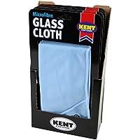 Kent Car Care GKEQ6900 Microfibre Glass Cloth - 40 x 40cm - Blue preiswert