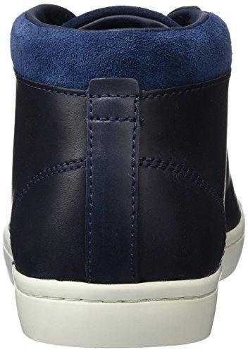Lacoste STRAIGHTSET CHUKKA 316 2, Sneakers homme Bleu - Blau (NVY 003)