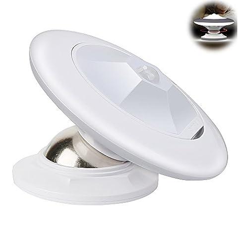 Motion Sensor Wardrobe Light ,USB Rechargeable 30 LED Cordless Motion