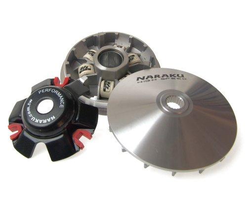Variomatik NARAKU Maxi-Speed - JACK-FOX RETRO CRUISER 125 (YY125T-19) -