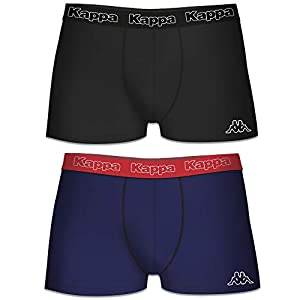 Kappa Packs Boxers 2pcs composiciones – en algodón