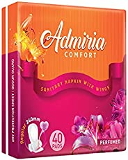 Admiria Comfort Sanitary Pad/Napkins - Regular (Pack of 40)