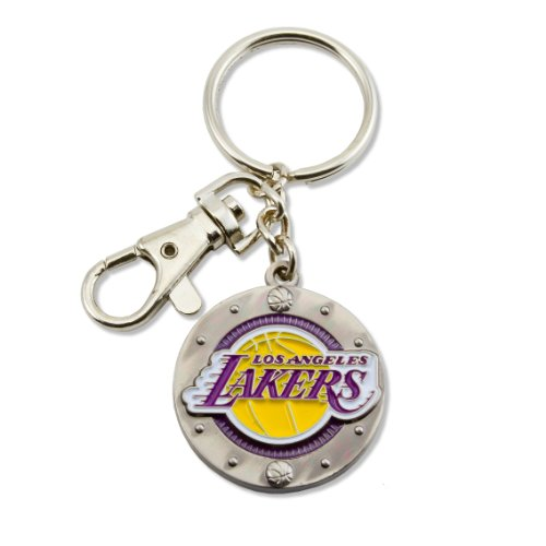 aminco NBA Los Angeles Clippers Schlüsselanhänger, Los Angeles Lakers -
