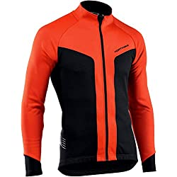 Chaqueta Para Ciclismo Impermeable Northwave Reload Color Rojo/Negro