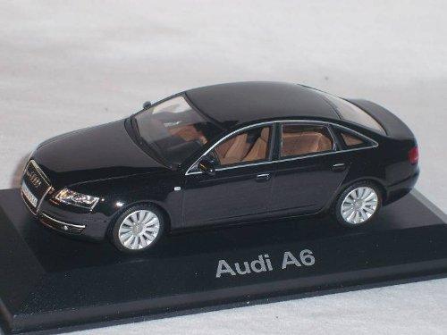 audi-a6-a-6-limousine-2004-ebony-schwarz-1-43-minichamps-modell-auto-modellauto-sonderangebot