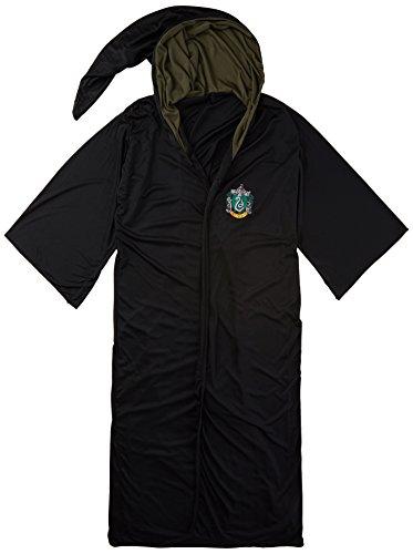Slytherin Robe 'Harry Potter' Kostüm für Herren Gr. STD, Größe:L