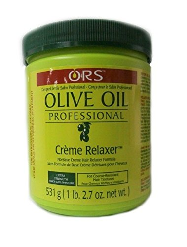 Relaxer / Glättungscreme Organic Root Stimulator Olive Oil Creme Relaxer SUPER - EXTRA STRENGTH 531g -