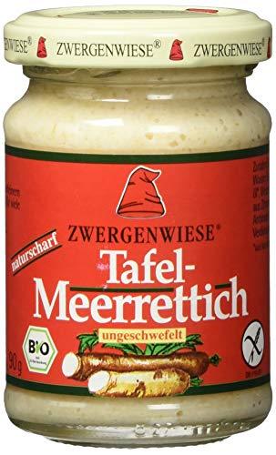 Zwergenwiese Tafel Meerrettich, 6er Pack (6 x 90 g)