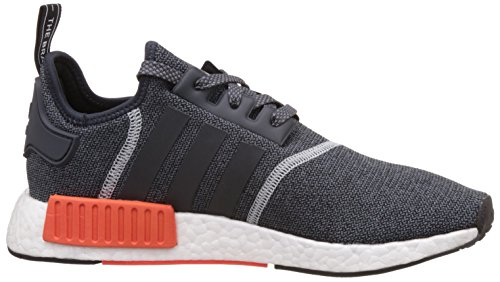 Adidas NMD_R1, dark grey/dark grey/semi solar red dark grey/dark grey/semi solar red