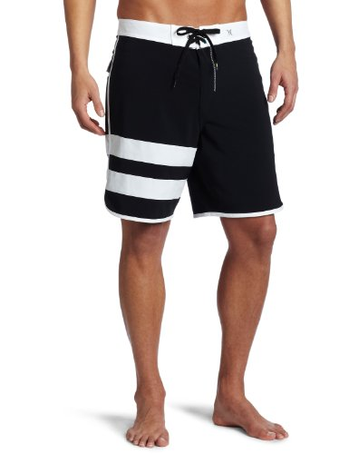 Hurley Herren Boardshorts Phantom Block Party 19 Black