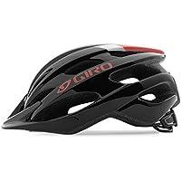Giro Revel Fahrradhelm - black bright red