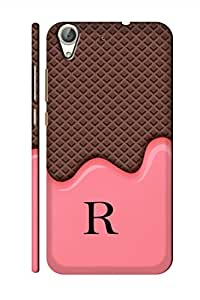 SRS Cream R 3D Back Cover for Honor 5A