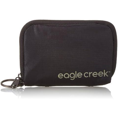 EAGLE CREEK ZIP STASH (BLACK)