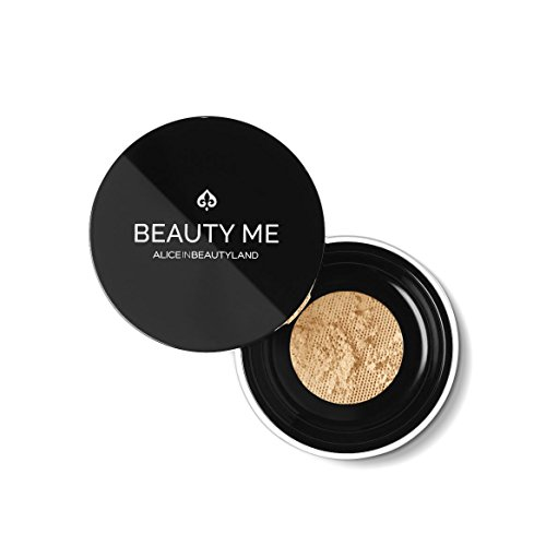 Base de Maquillaje Mineral con Polvo de Diamante
