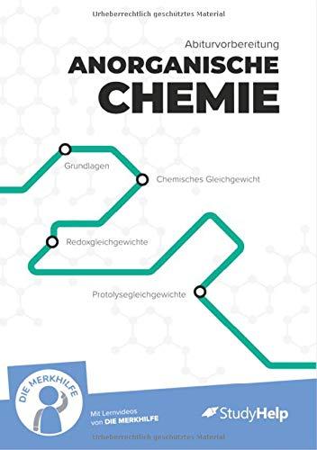 Abiturvorbereitung anorganische Chemie: StudyHelp und DIE MERKHILFEE