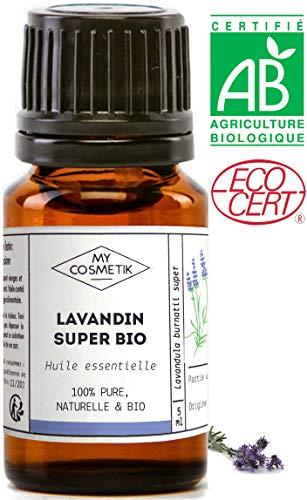 Aceite esencial Lavandin super Haute Provence orgánico