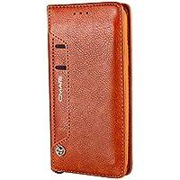 Miya System Ltd iPhone 8 Hülle, iPhone 7 Hülle, Handy Case Hülle Retro Premium PU-Leder Dual Layer Design Smart... preisvergleich bei billige-tabletten.eu