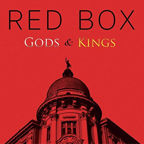 Gods & Kings Red Music Box
