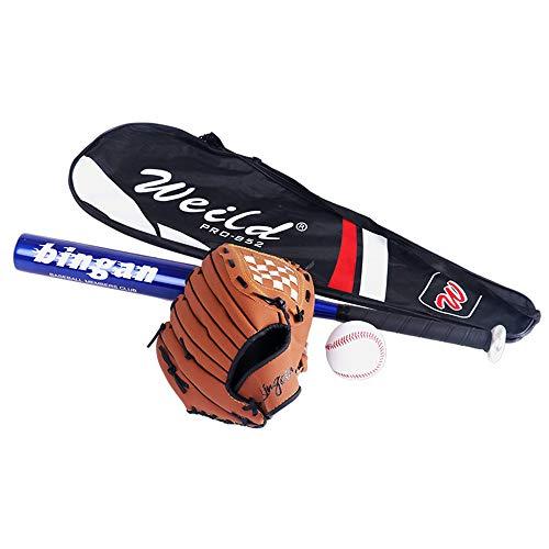 BS-SPORT-C Baseballschläger, Baseballschläger, Aluminiumlegierung, Verdickte Baseballschläger, Eisen Rod Kampf, Waffe, AUT Defensive