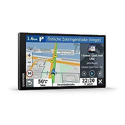 Garmin DriveSmartTM 65 mit Amazon Alexa - Navi mit Sprachassistenz, Sprachsteuerung, 3D-Navigationskarten