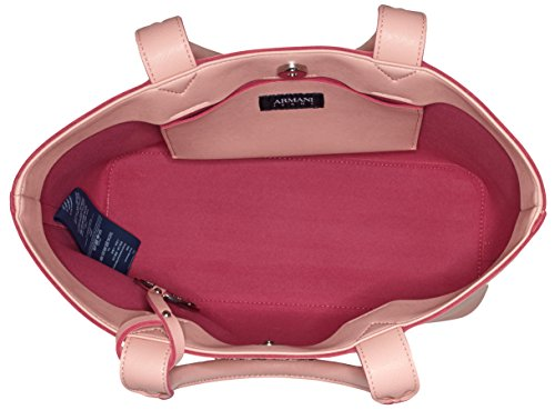 Armani Jeans 922531cc856, Sacs portés main Pink (ROSA 00070)