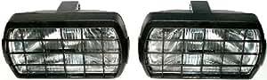 Ring automotive halogenscheinwerferlampe rL022G steinschlagschutz rectangulaire