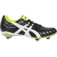 ASICS Gel-Lethal Tigreor 8 K it Botas de fútbol, Color Negro, ...