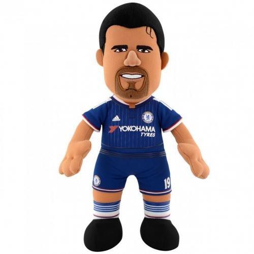 Bleacher Creatures Chelsea FC Diego Costa Plush Figure