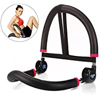 SYOSIN 10 in 1 Ab Machine Stomach Abs Trainer Fitness Workout Abdominal Exerciser Sit-Up Equipment Home Gym