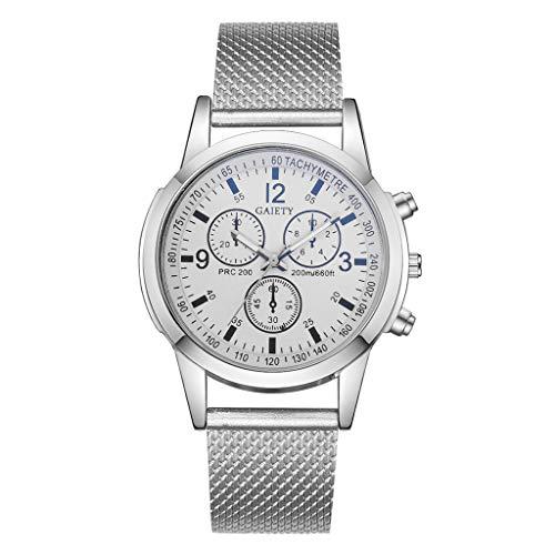 Herren Uhren,Pottoa Herrenuhr aus Silikon Herren Fossil Frauen Uhren Uhren Damen Rosegold Herren Uhren Automatik Damen Uhren Sale Billige Uhren Armbanduhren Sportuhr