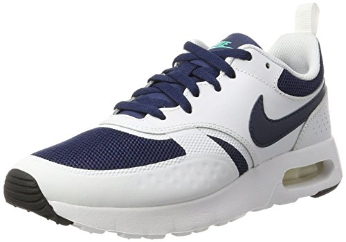 Jungen Air Nike Max Sneakers (Nike Jungen Air Max Vision BG Sneaker, Blau (Midnight Navy/Midnight Navy-White-Hyper), 38.5 EU)