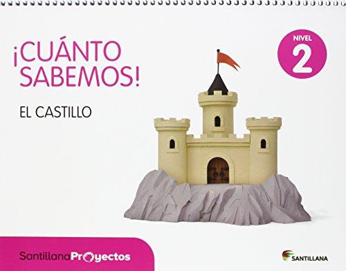 CUANTO SABEMOS NIVEL 2 EL CASTILLO - 9788468028781