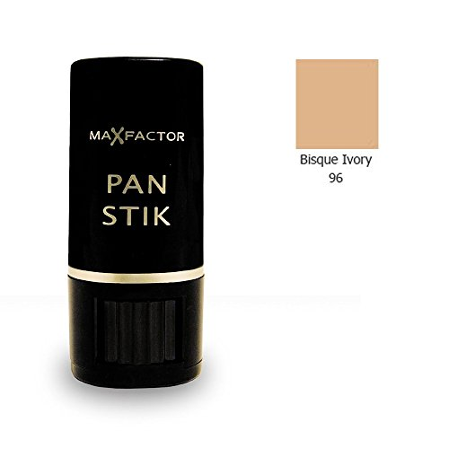 Max Factor Pan Stik Foundation 096 Bisque Ivory 9g