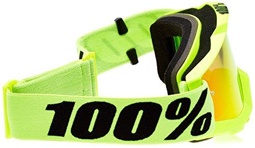 100% Crossbrille The Accuri Gelb -