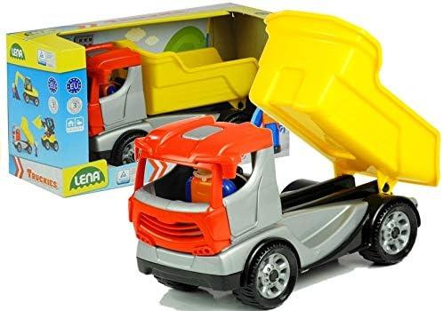 BSD Truckies Lena Dump Truck avec Cabine Mobile 26cm 01620 01620 01620 | Réputation D'abord  75d981