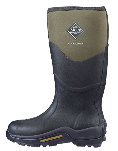 The Muck Boot Company Muckmaster Moss, The original neoprene lined wellie! Moss