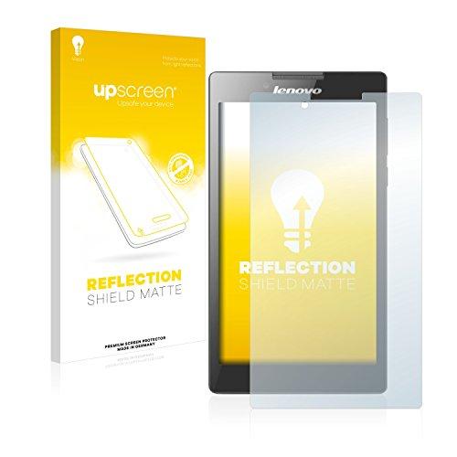 upscreen Matt Bildschirmschutzfolie für Lenovo Tab 2 A7-30 (Kamera links) Schutzfolie Folie - Entspiegelt