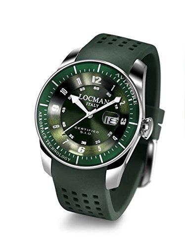 Orologi0 Locman Aviatore Verde Scontatissimo Nuovo