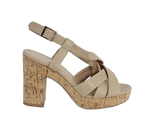 By Shoes - Zoccoli e sabot Donna Taupe